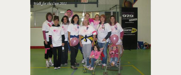 Walk for the Cure 2011
